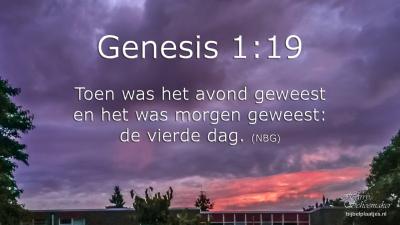 Gen 1:19