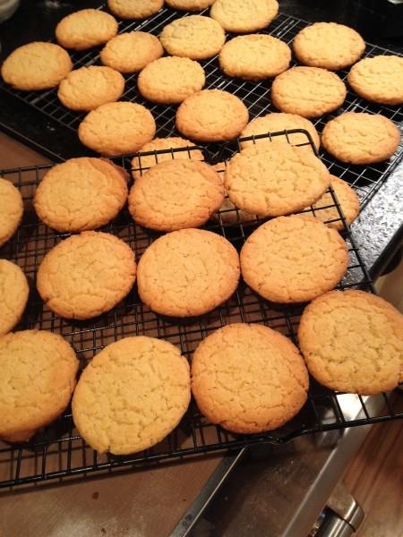 Corn Cookies