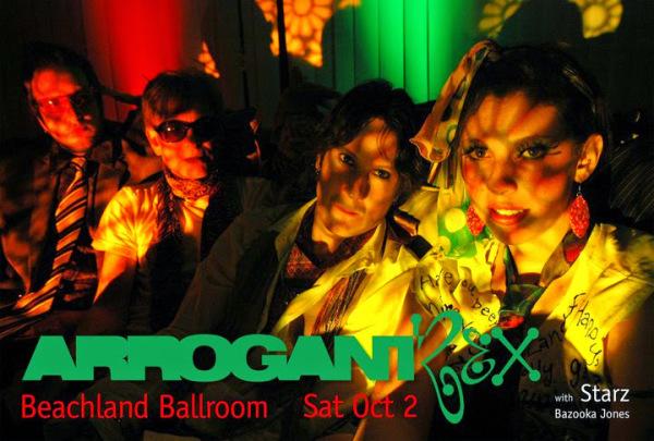 2010 - Arrogant Rex