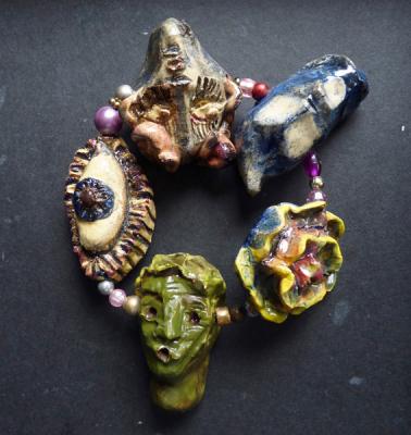 ceramic bracelet - Sofie