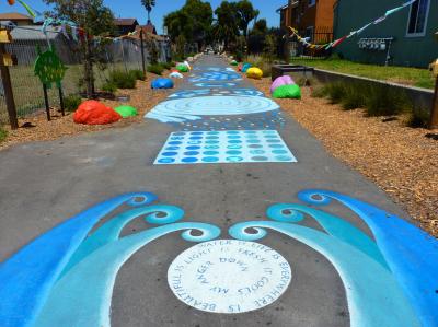 Project Kaboom: Mathieu Court Alley Way