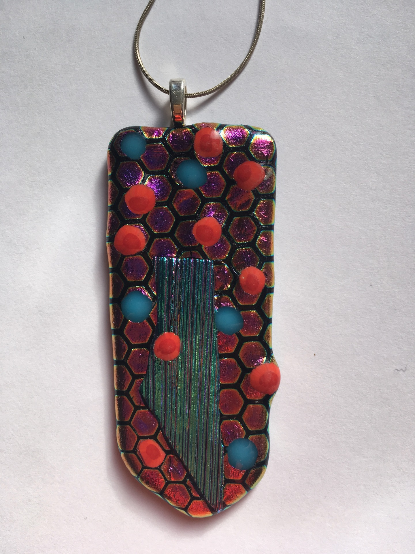 Glass Pendant 8, 2019