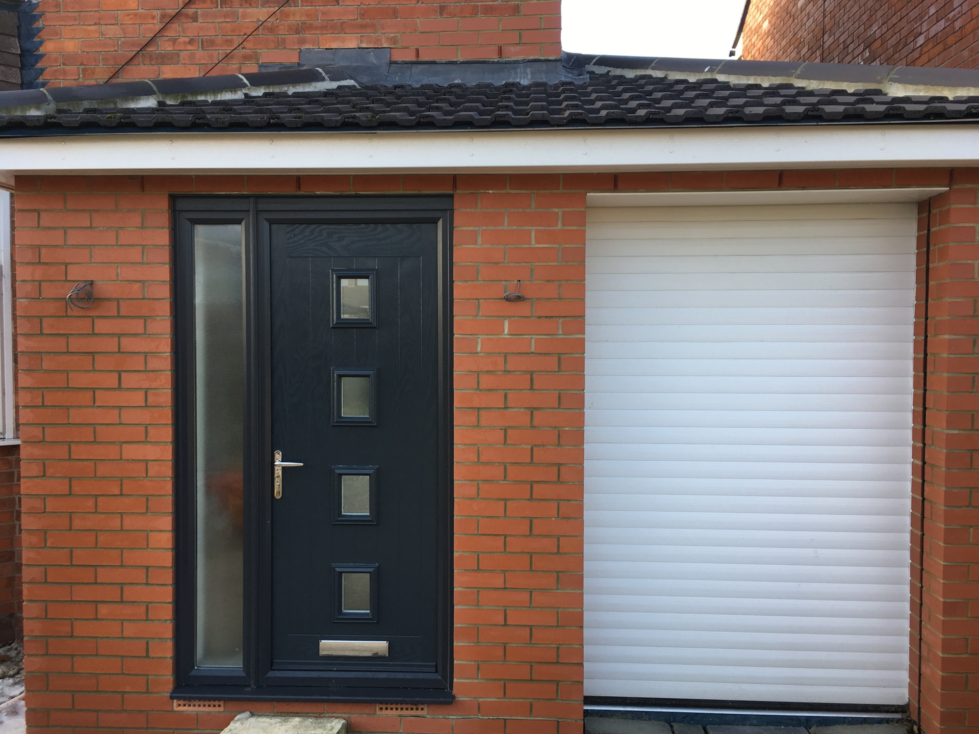 George & Hayley Butler Extension and Garage 2015