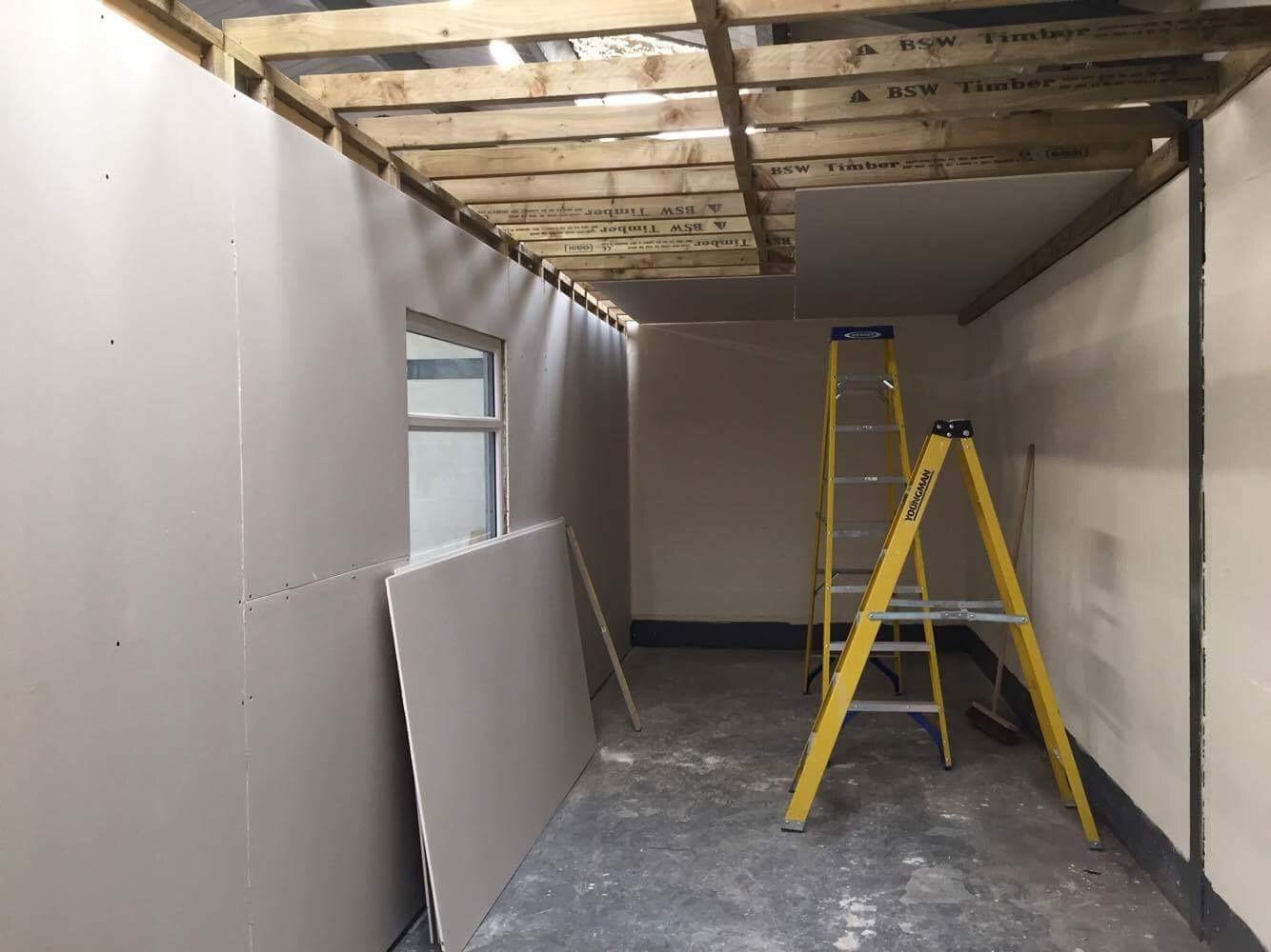 Commercial Unit Office Build 2017