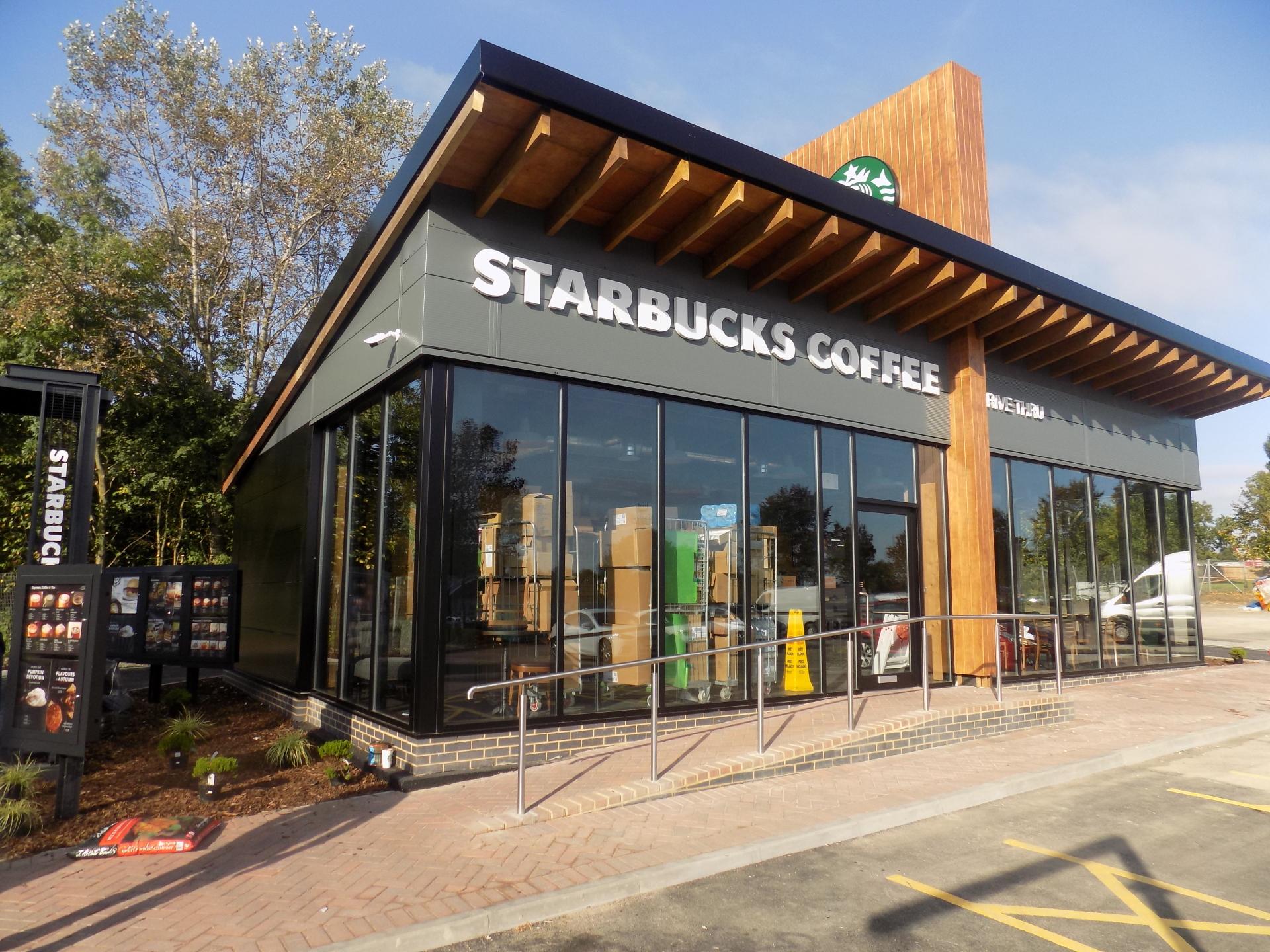 Starbucks South Mimms