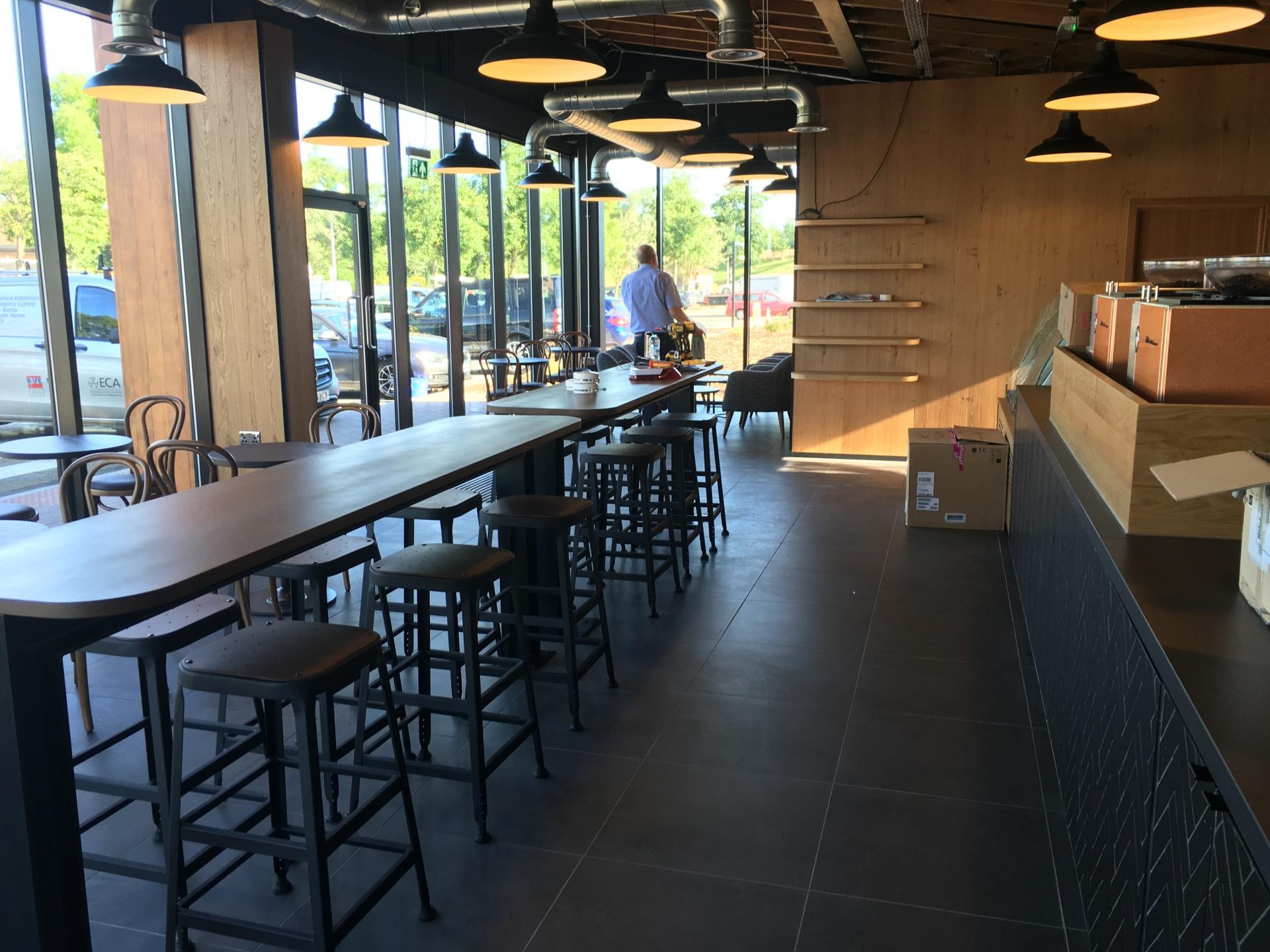 Starbucks Birchanger