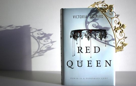 Books is Art: Victoria Aveyard