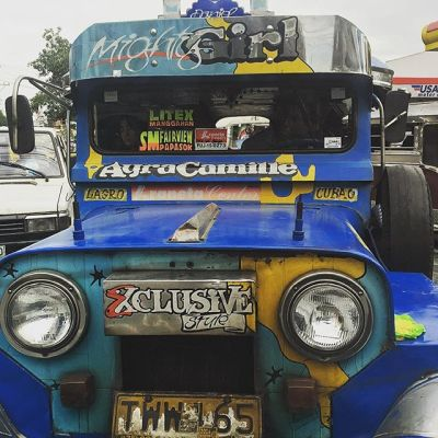 Day 56 - Jeepney Comin Atcha