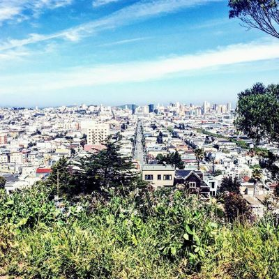 Day 93 - Brunch & Bernal Hills