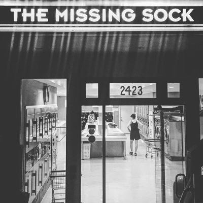 Day 97 - Where The Missing Socks Are