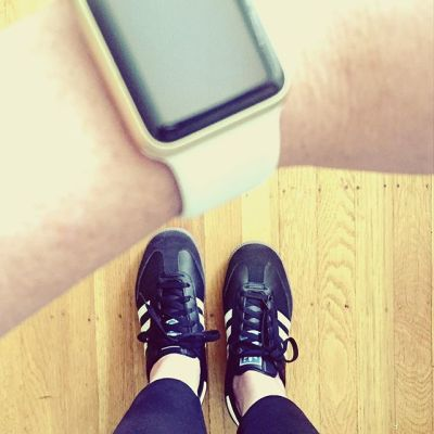 Day 157 - Fresh Kicks, New Watch