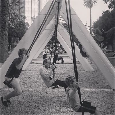 Day 239 - Musical Swings
