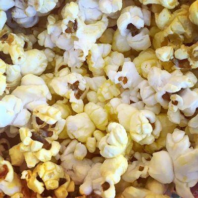 Day 302 - Target Popcorn