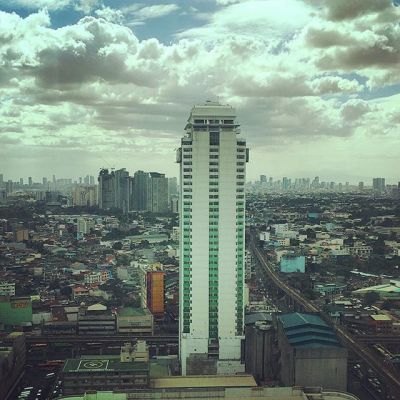 Day 56, Manila, you're looking oh so Grammable.