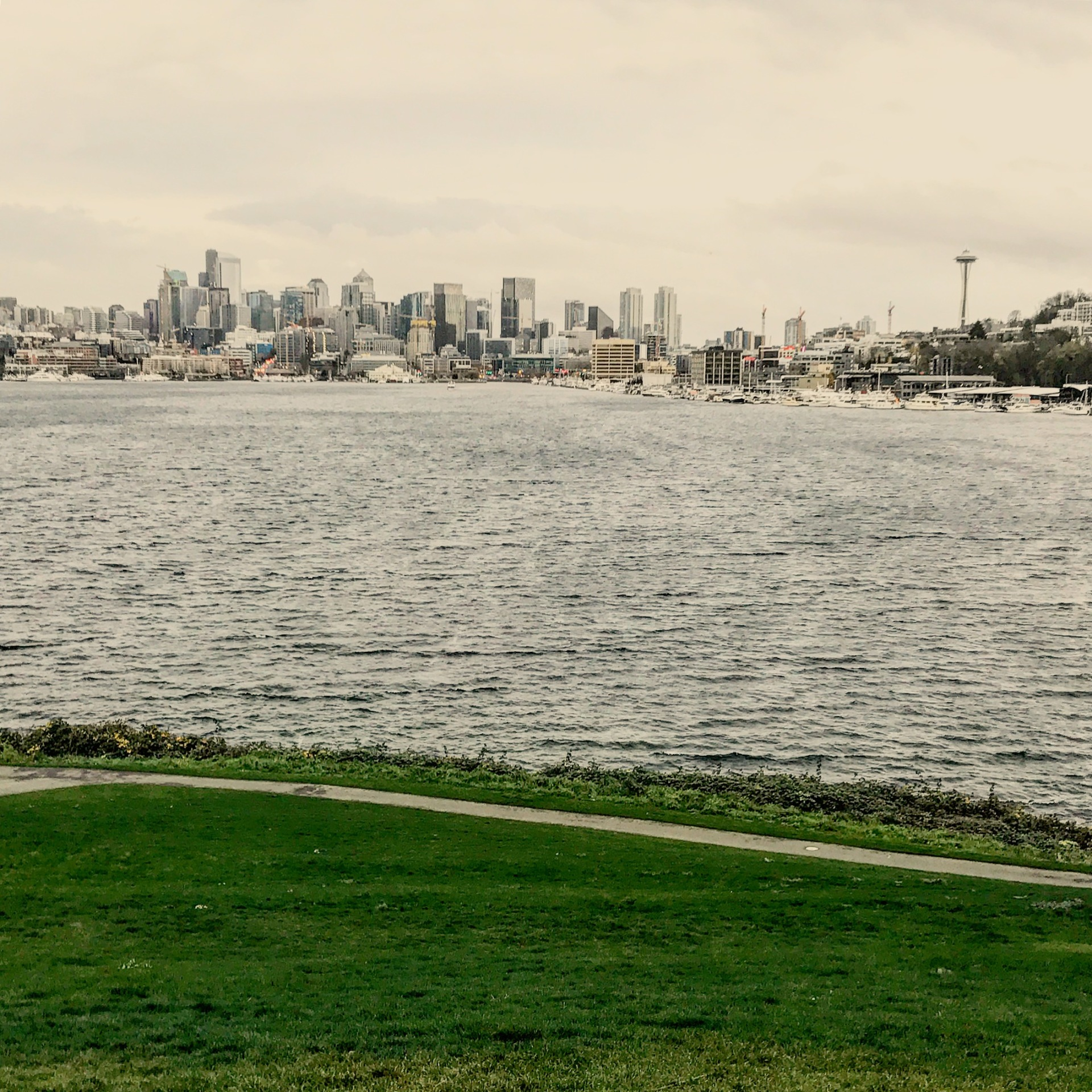 Day 338 - Gasworks Park