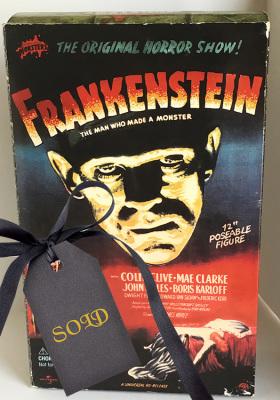Sideshow Toys Frankenstein