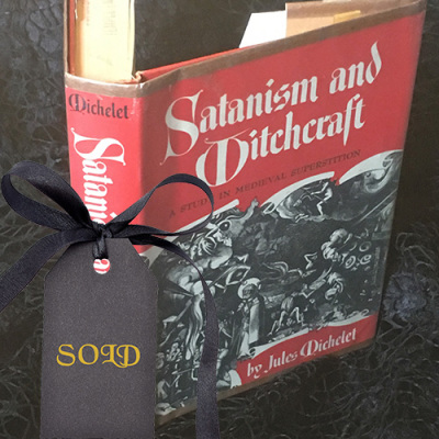 Satanism and Witchcraft ∙ Jules Michelet
