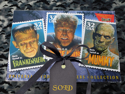 Universal Studios Monsters Collection