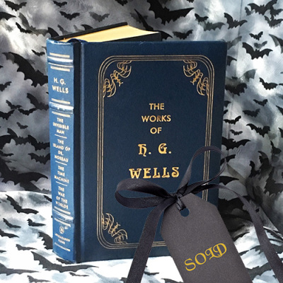 The Works of H.G. Wells $22