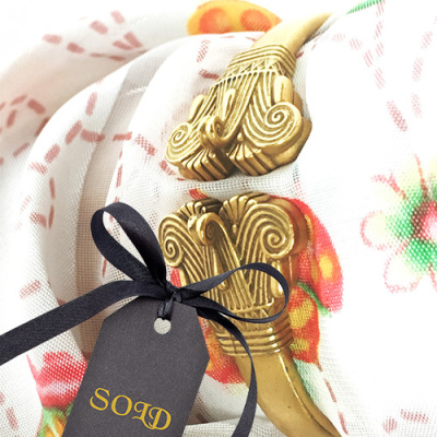 Egyptian Revival Bracelet