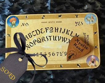 Hasko Mystic Board