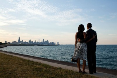 Michelle and Barack, A Short Story.