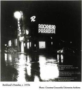 Rockhead-paradise