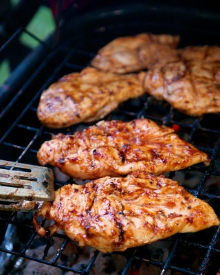 Crack BBQ Grilled Chicken