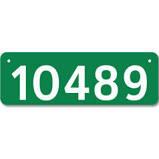 9-1-1 Address Signs