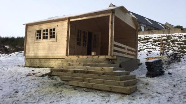 The Cabin Completed