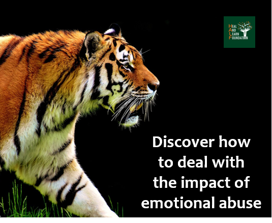 Discover how to deal with the impact of emotional abuse