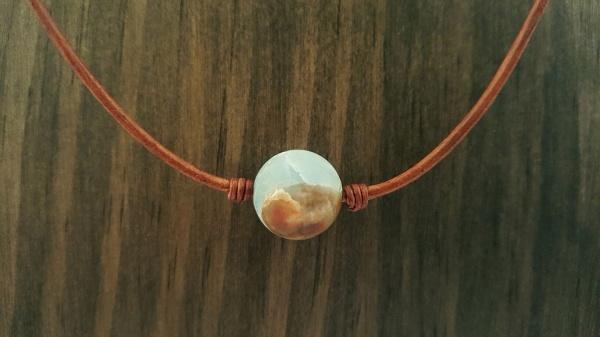 Simple Amazonite Necklace
