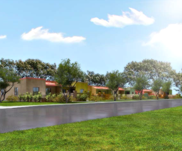 Residential: Eastern District Housing Project
