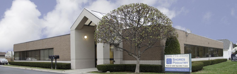 Shores Podiatry Associates - Bryan C  West