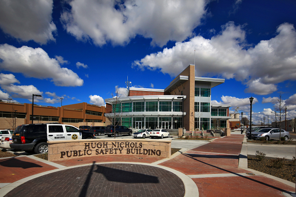 Hugh Nichols Public Safety Building