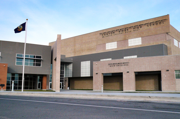 Canyon Ridge High School - Twin Falls