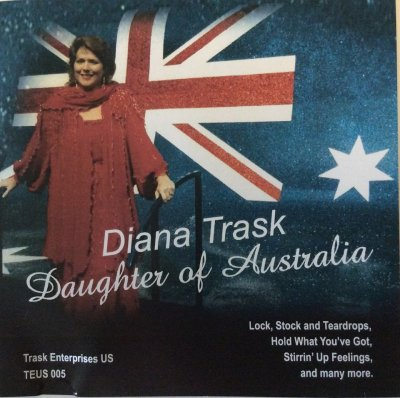 Diana Trask - Daughter of Australia