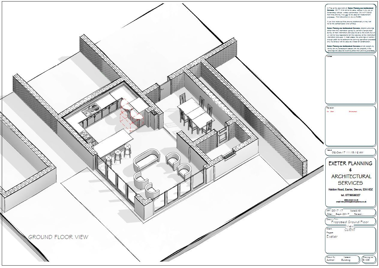 Proposed Rear Extension