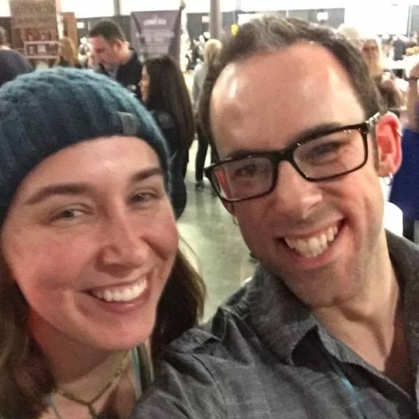 Kerri & Bo- Amazing Co-Founders!