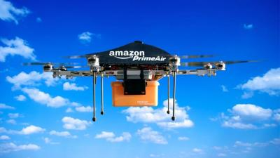 Shreveport On The List For Amazon Drone Deliveries