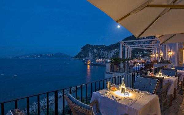 J.K. Place Capri, Italy