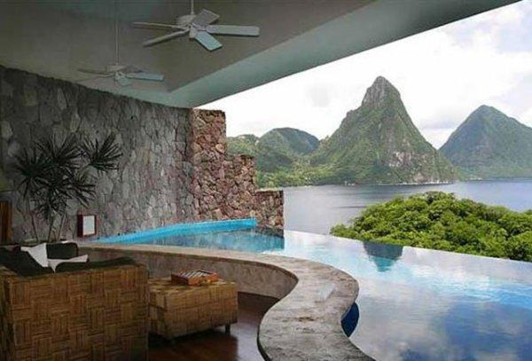 Jade Mountain, Soufrière, St. Lucia