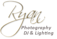 Ryan Nashville Wedding Photographers, DJ & Lighting