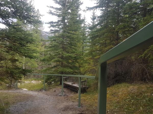 Mountain Park Handrail Complete