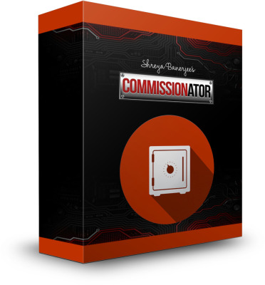 Commissionator review -(GET) AMAZING +100 items bonus pack