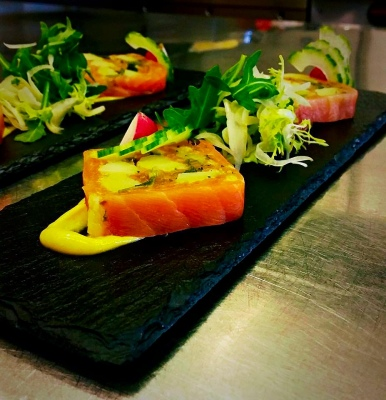Speyside Smoked Salmon Terrine