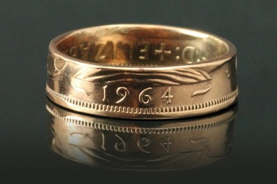 Bronze Half Penny