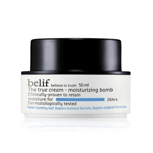 #DOYOUREALLYNEEDTHIS feat. Belif The True Cream Moisturizing Bomb