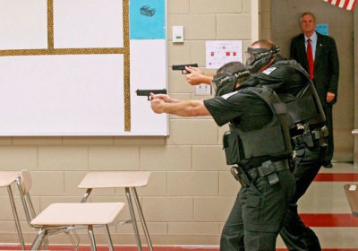 SentrySix Security Specialists Train in San Marcos, Texas December 20, 2016