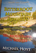 Book - Bitterroot Mountain Summits